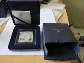 Lb ,2013m, 100lt sidabrine moneta