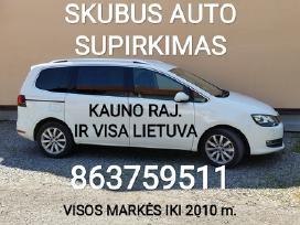 Auto Supirkimas visoje Lietuvoje, Kaune - nuotraukos Nr. 4