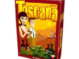 Naujas stalo žaidimas Toscana