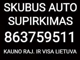 Auto Supirkimas visoje Lietuvoje, Kaune - nuotraukos Nr. 2