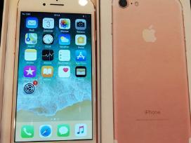 iPhone 7 - 128 GB Visu spalvu Puikiai islaikyti!
