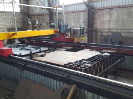 Cnc Metalo Pjovimas Projektavimas