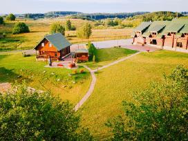 Triovilla sodybos, pirties nuoma 15km nuo Vilniaus