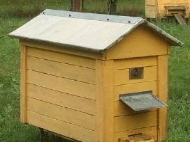 Parduodu žiemai paruoštus avilius su bitėm. Jonava