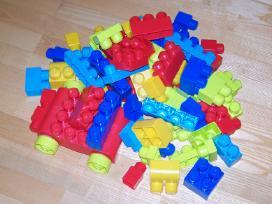 Mega Blocks naudotos kaladelės. - nuotraukos Nr. 2