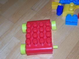Mega Blocks naudotos kaladelės. - nuotraukos Nr. 3