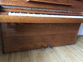 Pianinas Riga - nuotraukos Nr. 3
