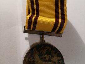 Medalis - nuotraukos Nr. 2