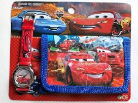 Nauji laikrodžiai Frozen, cars, žmogus voras, Pepp - nuotraukos Nr. 22