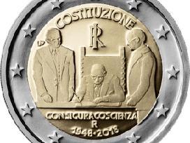 Italija 2 euro 2018