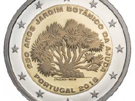 Portugalija 2 eurai 2018