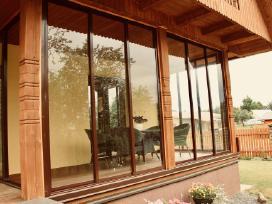 Žiemos sodo, terasos, lodžijų, balkonų stiklinimas - nuotraukos Nr. 4