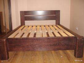 Parduodu nauja uosio masyvo lova - nuotraukos Nr. 3