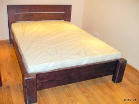 Parduodu nauja uosio masyvo lova - nuotraukos Nr. 4