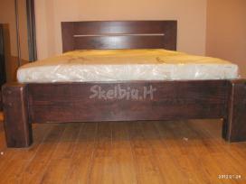 Parduodu nauja uosio masyvo lova - nuotraukos Nr. 5