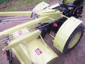 Nauji dyzeliniai motoblokai Zubr - nuotraukos Nr. 6