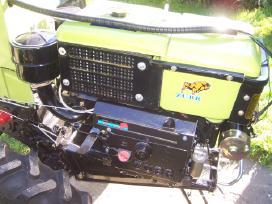 Nauji dyzeliniai motoblokai Zubr - nuotraukos Nr. 11
