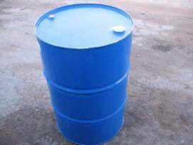 Parduodu metaline 200 litrų statine