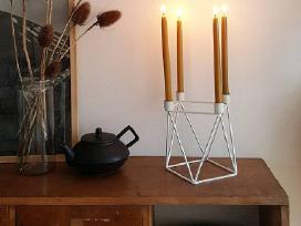 Vaško žvakės klasika, beeswax candle classic