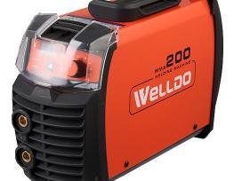 Suvirinimo aparatas Welldo Mma-200ds +Tig (Naujas)