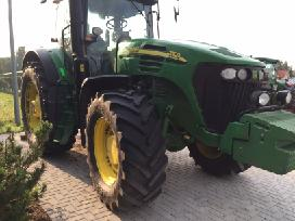 John Deere 7820 traktorius - nuotraukos Nr. 2