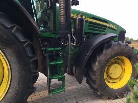 John Deere 7820 traktorius - nuotraukos Nr. 4