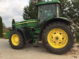 John Deere 7820 traktorius - nuotraukos Nr. 5