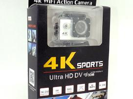 Veiksmo kamera Go Pro 4k Sports Ultra HD