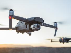 Dji Mavic 2 Pro Dronas Rezervacija Orlaivis. Lt