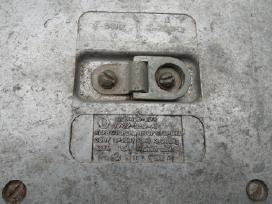 Transformatoriai ( latrai ), reostatas рб-302 у2. - nuotraukos Nr. 6