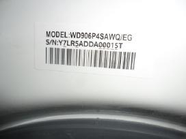 Samsung 9kg Su Dziovykle - nuotraukos Nr. 6