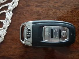 Audi raktas A1 A3 A4 A5 A6 A7 A8 korpusai, raktai - nuotraukos Nr. 2