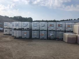 Grazus ibc talpos 1000 litru, 1200, 600