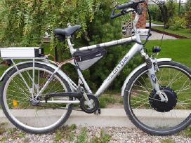 Elektriniai dviračiai, akumuliatorių taisymas