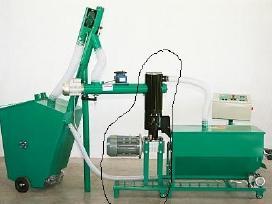 Granuliatoriai Granuliavimo linijos Granuliatorius
