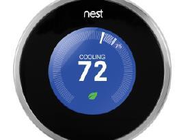 Nest Learning Thermostat - 2en Generation
