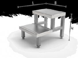 Nerūdijančio Plieno Stalai pagal poreikius - nuotraukos Nr. 11