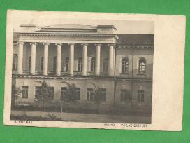 Atv.- Vilnius. Vyskupų rūmai. Iki 1917m.