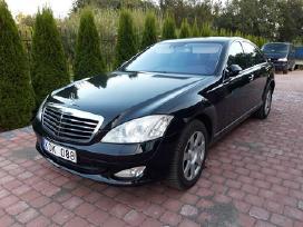 MB S 320 2008.12 m.dyzelis 3l. 12900 euru