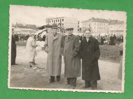 Foto - Vilnius. Pokaris. Mitingas. Įžymybės.