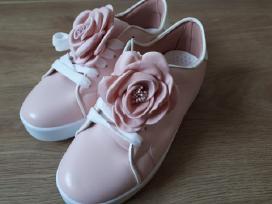 Šviesiai rožiniai laisvalaikio batai 38 dydis