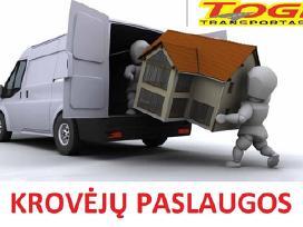 Krovinių pervežimas, perkraustymo paslaugos - nuotraukos Nr. 5
