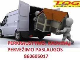 Krovinių pervežimas, perkraustymo paslaugos - nuotraukos Nr. 7