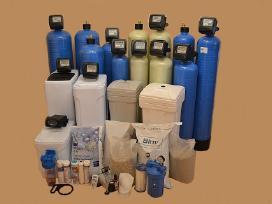 Vandens filtrai: nukalkinimas, nugeležinimas ir kt