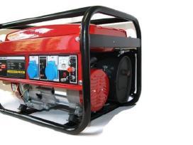 Benzininis elektros generatorius 3000w