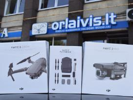 Dji Mavic 2 Zoom /Pro Rezervacija Orlaivis. Lt