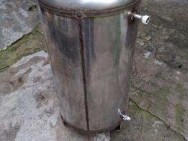 Nerūdijančio plieno vandens boileris,talpa,bakas