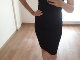 Juoda aptempta suknelė 36-40 dydis