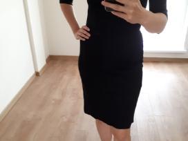 Juoda aptempta suknelė 38 dydis