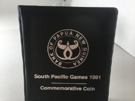 Papua naujoji gvineja 1991m. Progine